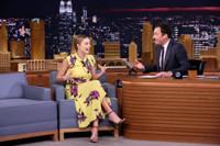 VIDEO: Margot Robbie Talks SNL Hosting Nerves & More on TONIGHT