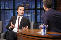 VIDEO: Justin Theroux Talks Working Opposite Pregnant Emily Blunt on New Film