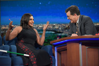 VIDEO: Mindy Kaling Drops Hints About The 'Oceans 8' Movie