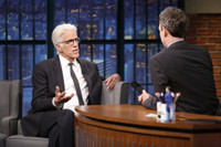 VIDEO: Ted Danson Talks New NBC Series 'The Good Place' on LATE NIGHT