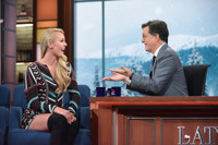 VIDEO: Olympic Skier Lindsey Vonn Talks New Book on LATE SHOW