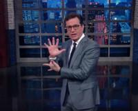 VIDEO: Stephen Colbert Dives Deep Into Vice Presidential Debate