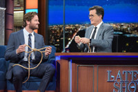 VIDEO: Armie Hammer Talks New Film 'Birth of a Nation' on LATE SHOW