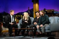 VIDEO: Taylor Lautner, Zach Gaoifianakis & Stevie Nicks Visit JAMES CORDEN