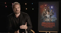 VIDEO: STRANGER THINGS' David Harbour Reveals He Originally Wanted Role of Eleven
