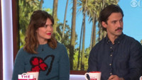 VIDEO: Milo Ventimiglia and Mandy Moore Chat New Series THIS IS US