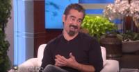 VIDEO: Colin Farrell Tells ELLEN How He Explains Donald Trump to His Kids