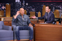 VIDEO: Vin Diesel Talks 'Fast 8' Times Square Trailer Premiere & More on TONIGHT
