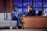 VIDEO: Kevin Hart Talks New Stand-Up Special & More on LATE NIGHT