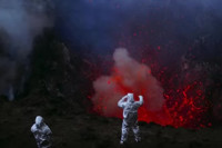 VIDEO: Netflix Releases Official Trailer & Key Art for Werner Herzog's INTO THE INFERNO