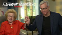 VIDEO: Dr. Drew & Dr. Ruth Team Up for  KEEPING UP WITH THE JONSES