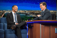 VIDEO: Tiger Woods Gives Presidential Golf Reviews on LATE SHOW