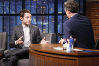 VIDEO: Elijah Wood Attempts to Explain New Series 'Dirk Gently's Holistic Detective Agency'