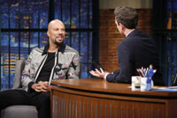 VIDEO: Common Was Nervous to Work with Stevie Wonder on 'Black America Again'