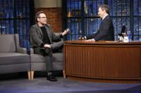 VIDEO: Christian Slater Talks Dealing with 'Mr. Robot' Fans on Twitter