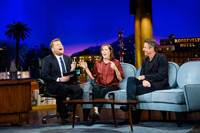 VIDEO: Dennis Quaid, Molly Shannon Visit LATE LATE SHOW