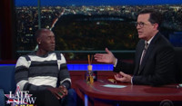 VIDEO: Don Cheadle Talks National Geographic's 'Years Of Living Dangerously' on LATE SHOW