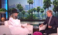 VIDEO: Diane Keaton TalksStyle, Wine, Film & Walls on ELLEN