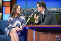 VIDEO: Marion Cotillard Says Sex Scenes With Brad Pitt Were 'Not Awkward'
