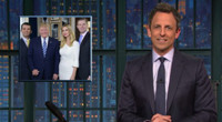 VIDEO: Seth Meyers Takes a Closer Look at Donald Trump Transition Turmoil
