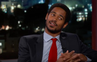 VIDEO: Alfred Enoch Talks 'How to Get Away with Murder' on JIMMY KIMMEL
