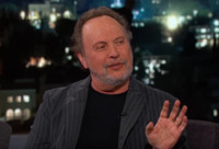 VIDEO: Billy Crystal Has Trouble Saying 'President Elect Trump'