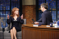 VIDEO: Kathy Griffin Didn't Warn Celebs Featured in Her Celebrity Run-Ins Book