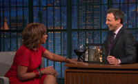 VIDEO: Gayle King Talks Media's Off-the-Record Meeting with Donald Trump