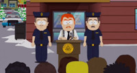 VIDEO: Sneak Peek - Everyone Wants to Get Off the Planet on Next Episode of SOUTH PARK