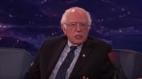 VIDEO: Bernie Sanders Blasts Donald Trump on CONAN: 'His Tweets Are Delusional'