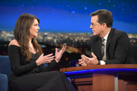 VIDEO: Lauren Graham Is 'Gilmore Girls' Mythbuster on LATE SHOW