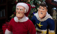 VIDEO: Sneak Peek - Jim Parsons Featured in Cracke's SUPERMANSION: WAR ON CHRISTMAS