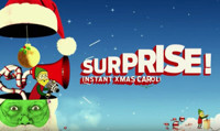 VIDEO: First Look - All New TBS & TNT Holiday Special SURPRISE! Instant Xmas Carol
