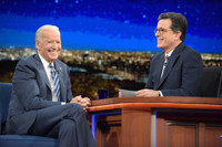 VIDEO: Joe Biden Talks 2020 Presidential Run: 'Never Say Never'