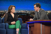 VIDEO: Sigourney Weaver Talks New Film 'A Monster Calls' on LATE SHOW