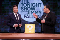 VIDEO: Jimmy Fallon Debuts the Nintendo Switch on TONIGHT SHOW