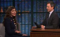 VIDEO: Lola Kirke Talks New Season of 'Mozart in the Jungle' on LATE NIGHT