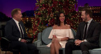 VIDEO: Olivia Munn and Chris Pratt Talk Nudity Clauses & More on CORDEN