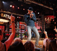 VIDEO: Sneak Peek - Dustin Lynch Performs 'What's Your Fantasy' on LIP SYNC BATTLE