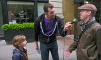 VIDEO: Sneak Peek - Adorable Child Star Jacob Tremblay Guests on BILLY ON THE STREET