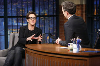 VIDEO: Rachel Maddow Thinks Donald Trump's Presidency Will Unify Liberals