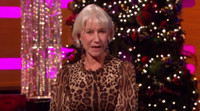 VIDEO: Dame Helen Mirren Shares Her Very Special Christmas Message!