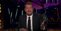 VIDEO: James Corden Shares Moving Tribute to George Michael on LATE LATE SHOW