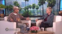 VIDEO: Ellen DeGeneres & Pharrell Discuss Her Decision to Cancel Kim Burrell's Appearance
