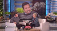VIDEO: Ellen Helps Jimmy Fallon Prepare for Golden Globes With Special Edition of 'Speak Out'