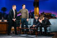 VIDEO: Mark Wahlberg, Joel Edgerton and Jeremy Renner Visit JAMES CORDEN
