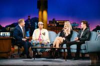 VIDEO: Khloe Kardashian, Pharrell Williams & Cameron Dallas Visit JAMES CORDEN