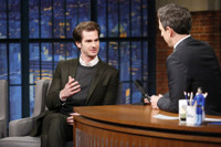 VIDEO: Andrew Garfield Had Fun Preparing for New Film SILENCE with a Jesuit Priest