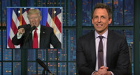 VIDEO: Seth Meyers Takes a Closer Look at Trump's War on the Free Press