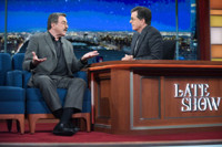 VIDEO: Tom Selleck Reveals His Mustache Has Its Own Agent on LATE SHOW